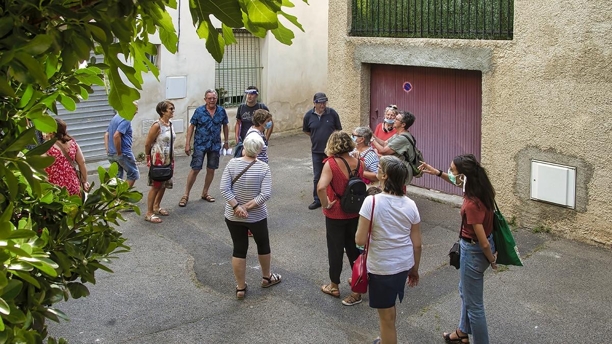 ballade,histoire,conté, Sérignan