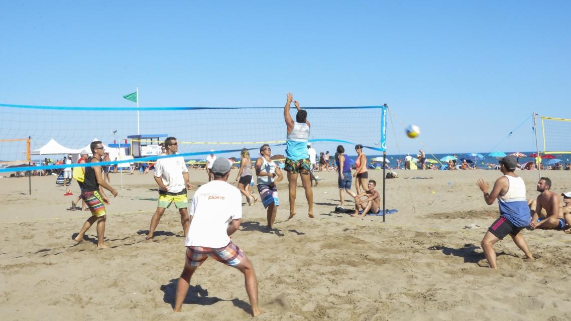 volley,plages,sport,hérault,sérignan